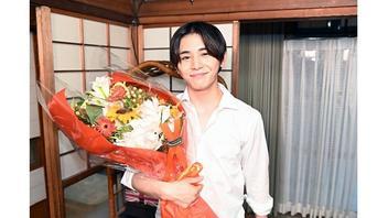 『キワドい2人』クランクアップ!山田涼介「お兄ちゃん役が圭ちゃんで良かった」