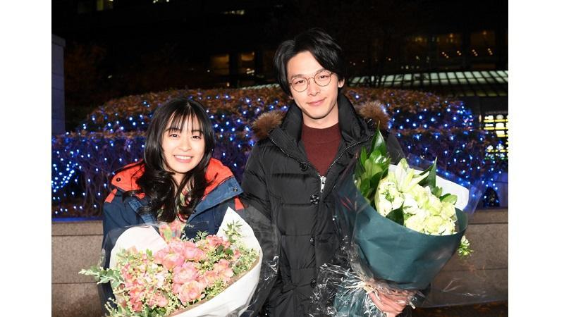 『この恋あたためますか』森七菜&中村倫也クランクアップ!「一生忘れません!」