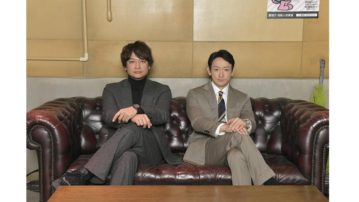 香取慎吾主演ドラマ『アノニマス』に山本耕史出演決定!16年ぶり共演