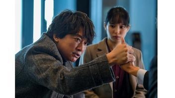 """香取慎吾主演『アノニマス』""""125秒""""予告公開!ドラマの世界観をのぞき見"""