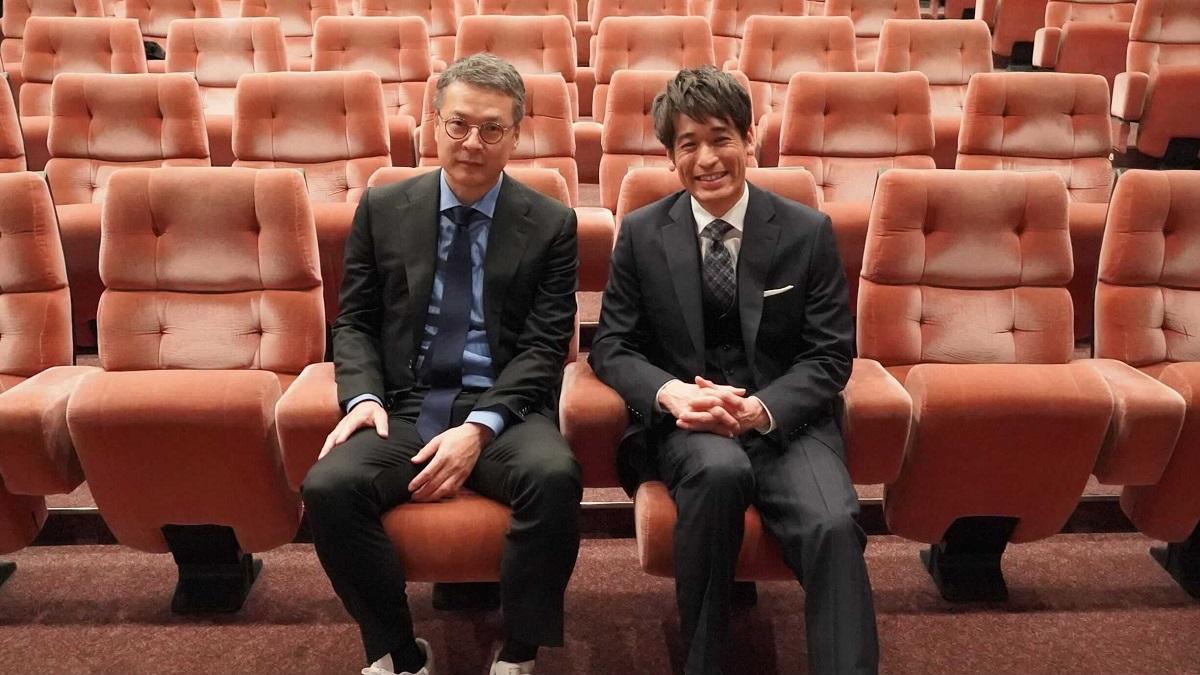 田中哲司&佐藤隆太が役を共有する楽しさを実感!『SPEC』新シリーズ