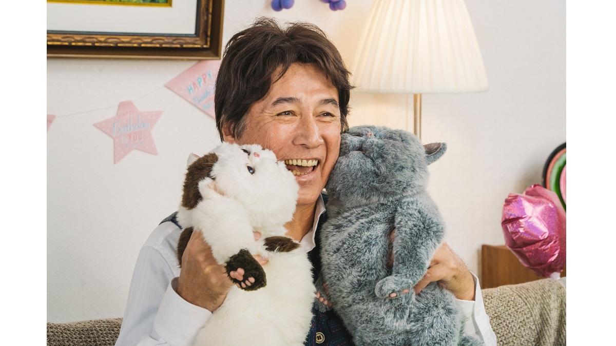『おじさまと猫』原作者・桜井海氏「ふくまるのシーン、もう一回見ようと繰り返し何度も観てしまう」