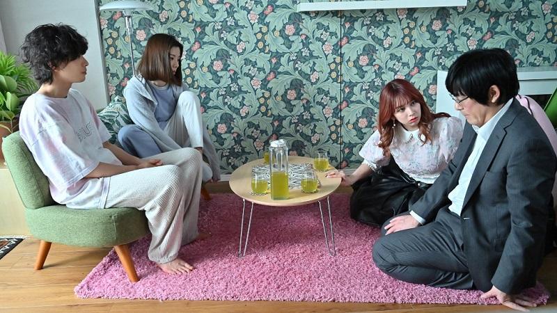 桜井ユキ、黒羽麻璃央らに最大の修羅場が!「リコハイ!!」で4人が一堂に会す
