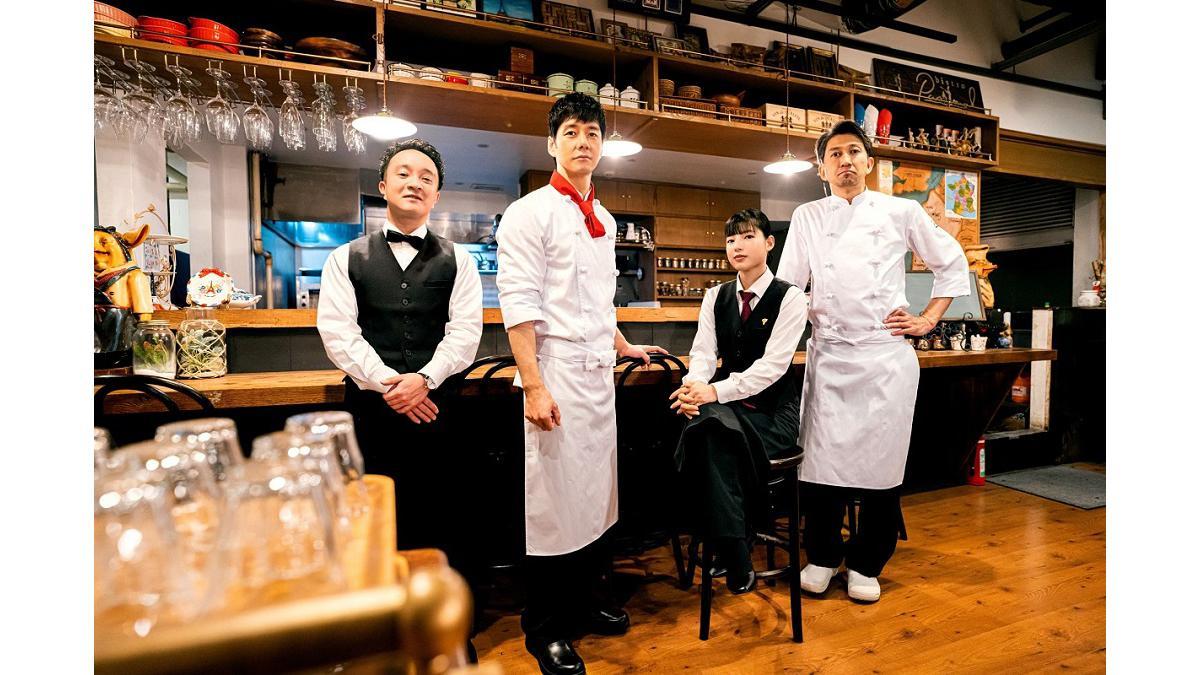 『シェフは名探偵』石井杏奈主演でスピンオフ決定!ドラマに登場した料理のレシピも