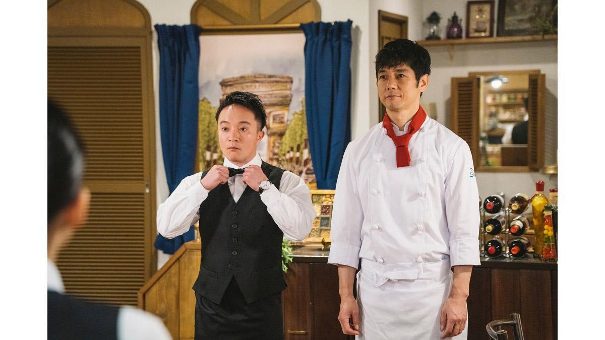 『シェフは名探偵』西島秀俊、濱田岳インタビュー!「こんなレストランがあったら」