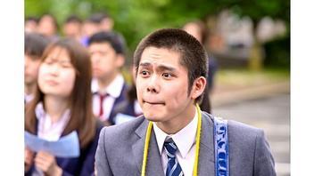 『ドラゴン桜』細田佳央太「影響を与えられるような役者になりたい」