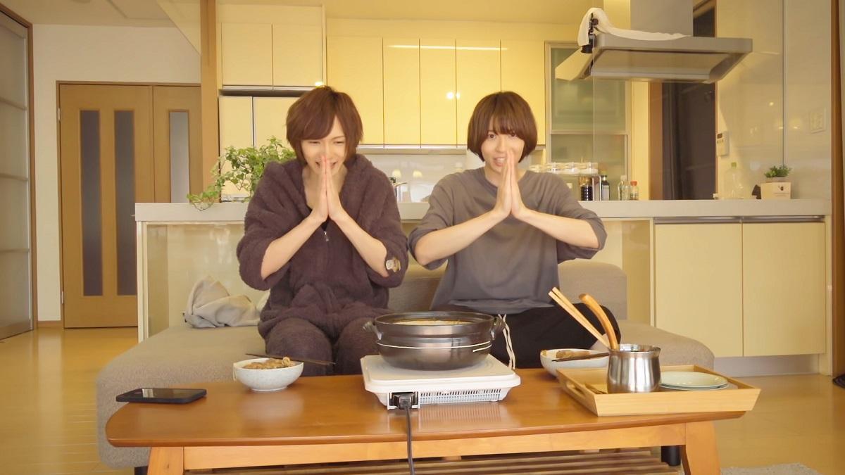 仲良し男子2人『LOVE鍋』!初回は笹森裕貴と宮崎湧が登場
