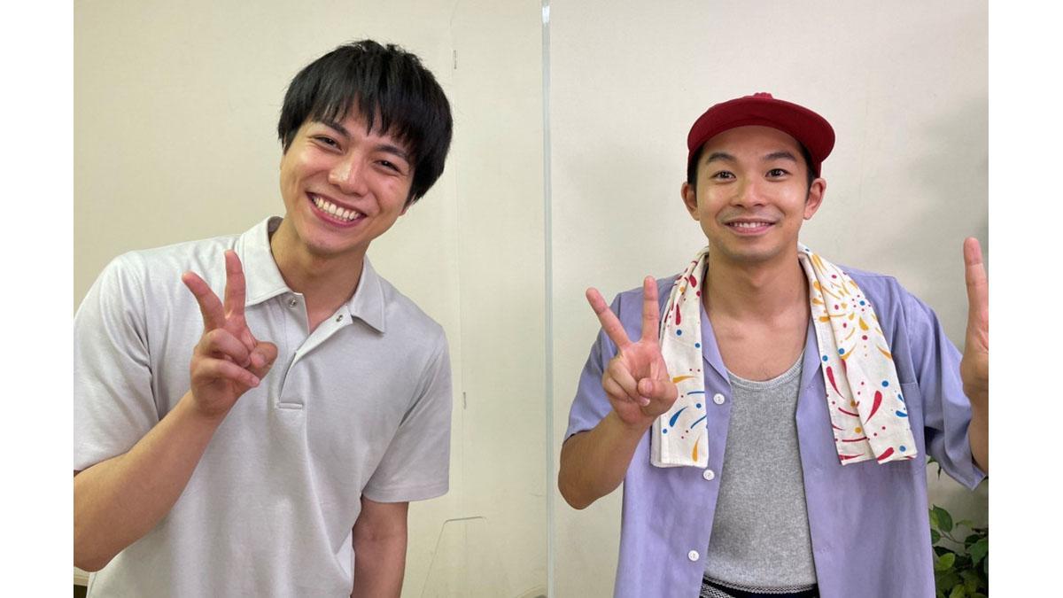 『#家族募集します』重岡大毅&仲野太賀でインスタライブ開催