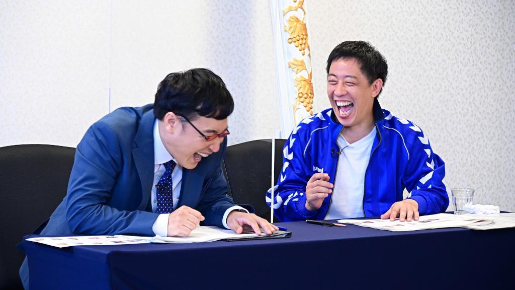 『山里ゼミナール』山里亮太&森田哲矢インタビュー!「俺たちの成長記録でもある」