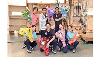 『TOKYO MER』クランクアップ!鈴木亮平「いま一番僕にとっての誇りです」