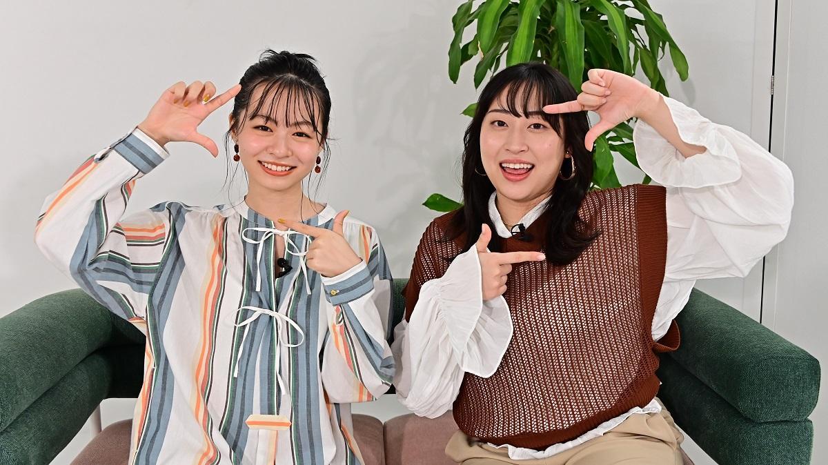 『リコレイ』莉子&丸山礼インタビュー!変身したい女子の背中を押す心強い番組