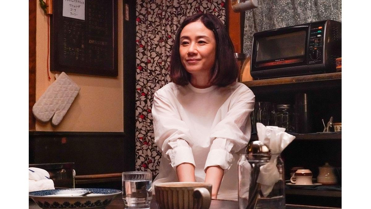 『スナック キズツキ』主演・原田知世「『今日もお疲れさん』という台詞が好きです」